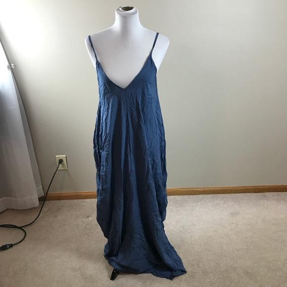 82cb2ee598a Elan Other - Elan V back Cover Up Maxi Dress